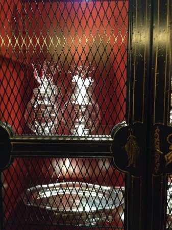 Glam Boutique Hotel: Vetrina