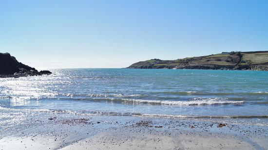Bay View House Bed & Breakfast: The west cork coastline