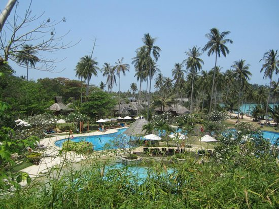 Phi Phi Island Village Beach Resort: hotel grounds