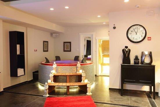 Estate Spa Boutique Hotel: Our room!