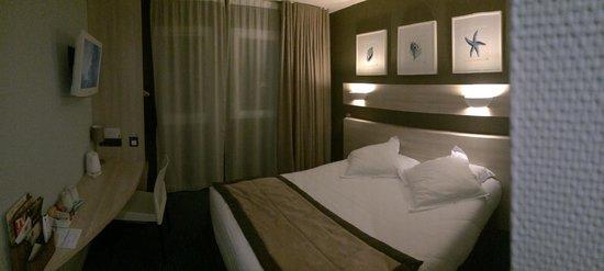 Hôtel Nuit de Retz : Chambre