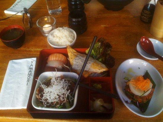 Yamamori Noodles : Ready to eat