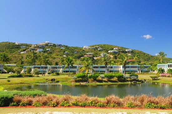 Crystal Cove Villas: View of Property