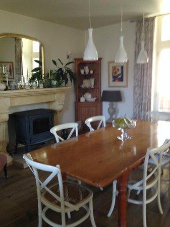 Maison Laurent: Dining Room