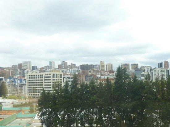 JW Marriott Hotel Quito: Vista desde la habitacion