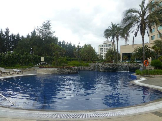 JW Marriott Hotel Quito : Piscina