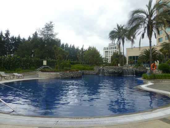 JW Marriott Hotel Quito: Piscina
