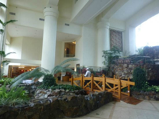 JW Marriott Hotel Quito: Lindo lugar para pasear dentro del hotel