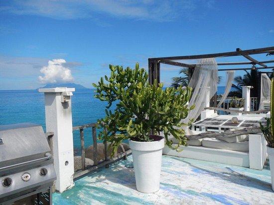 Bliss Hotel Seychelles : Restaurant