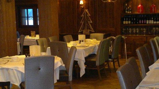 Hotel Le Portetta: Dining room