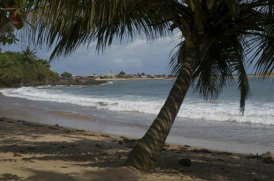 Ezile Bay Village : Beach at Ezile Bay