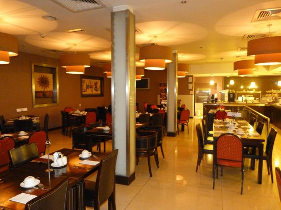 Gallaghers Hotel : dining