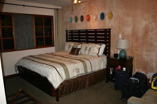 Hotel Buena Vista: bedroom