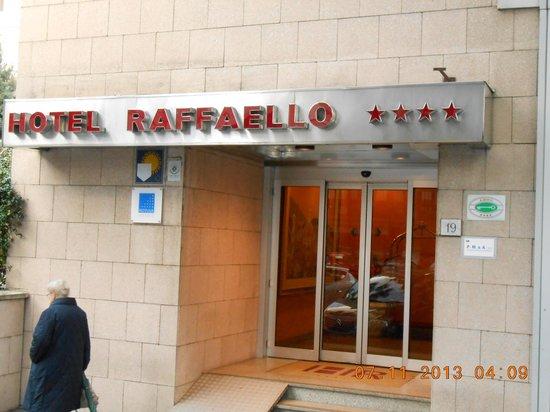 Hotel Raffaello Firenze : Hotel Raffaelo Florence Itália
