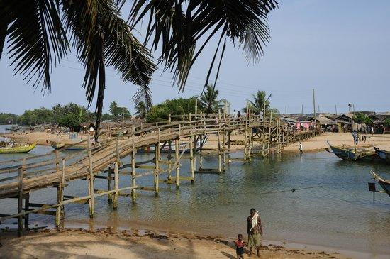 Ezile Bay Village : Aquwida old Town