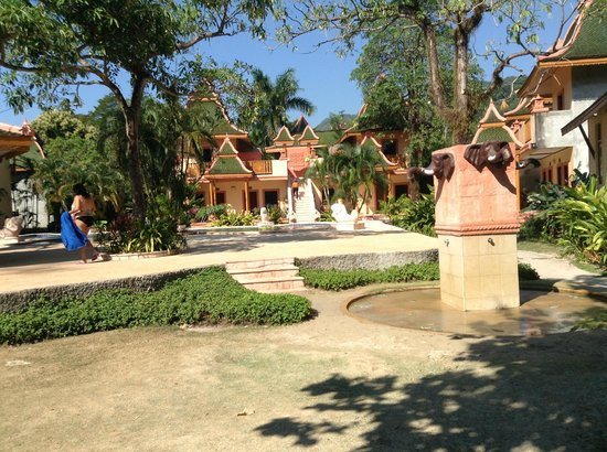 Coconut Beach Resort: Hotel