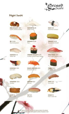 Bross Sushi & Grill