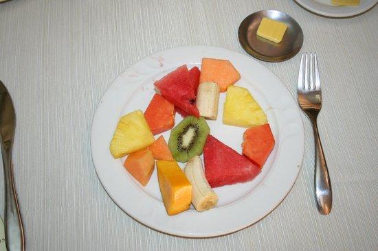 Hotel Buena Vista : Breakfast included