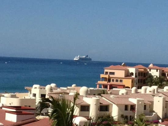 Solmar Resort: From our balcony