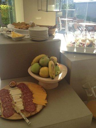 Sugar Hotel & Spa : petit déjeuner