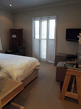 Sugar Hotel & Spa: la chambre