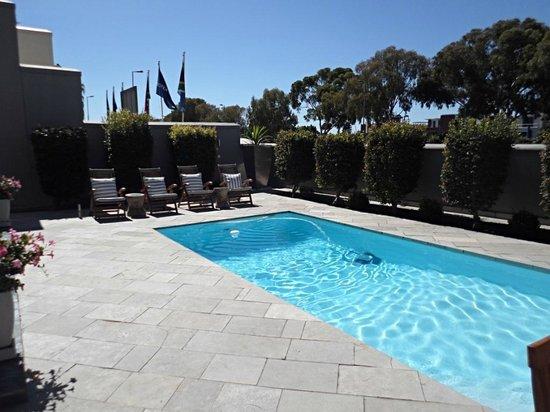 Sugar Hotel & Spa: la piscine
