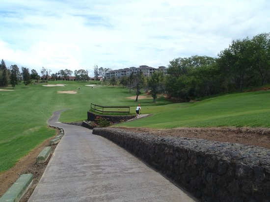 Waikoloa Village Golf Club : #7
