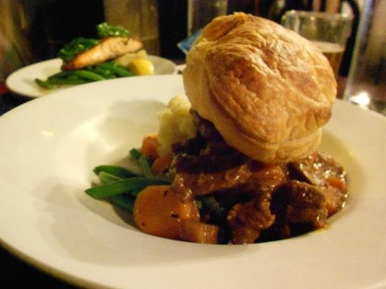 Shoulder of Mutton: Sunday lunch
