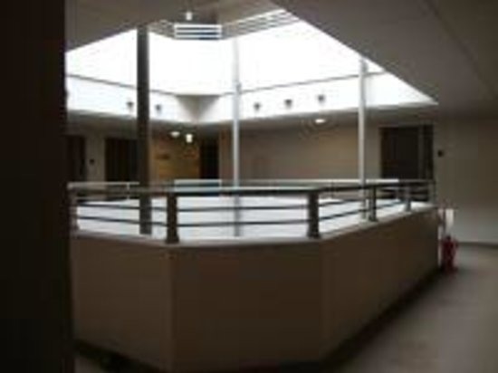 Dormy Inn Tokyo Hatchobori: 廊下。マンションみたい