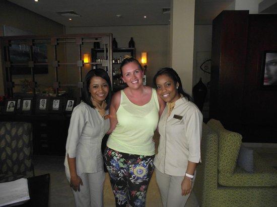 Dreams Palm Beach Punta Cana: Preferred Club Lobby