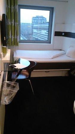 Wakeup Copenhagen Carsten Niebuhrs Gade: Bedroom