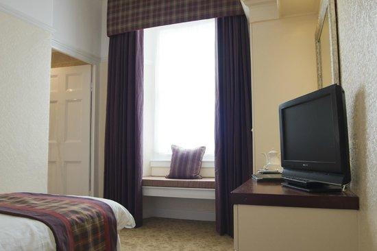 Dunstanburgh Castle Hotel: Single room