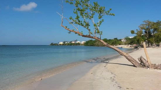 ClubHotel Riu Negril: la spiaggia vicino resprt