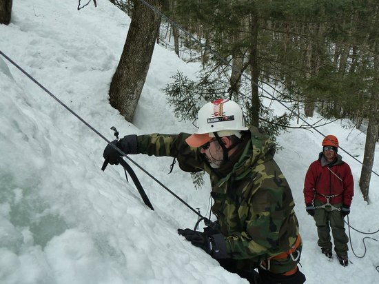 International Mountain Climbing School: Training Day - Ice Axes 101