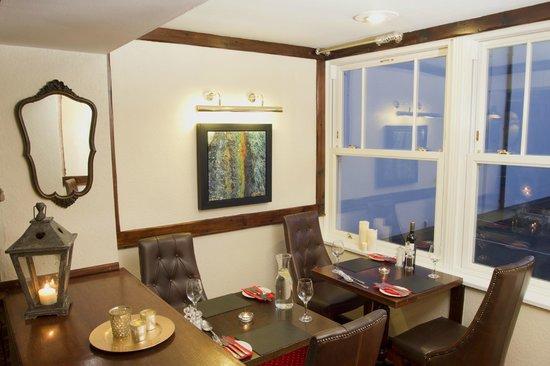 Dunstanburgh Castle Hotel: Castle Grill Room