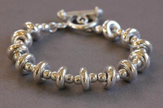 DeLong Studio: Silver bracelet