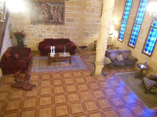Hotel Castillo Bonavia: Hall
