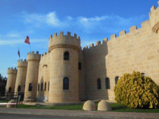 Hotel Castillo Bonavia: afueras hotel