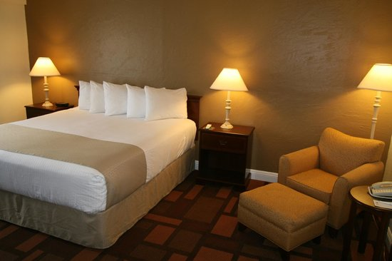 BEST WESTERN Royal Host Inn : King Standard Room