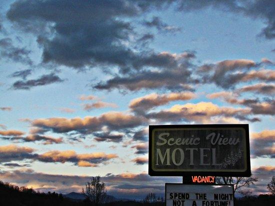 Scenic View Motel: Scenic  -Richardson KY