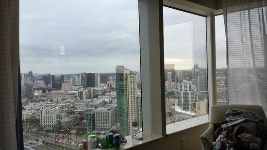 Hilton San Diego Bayfront: View