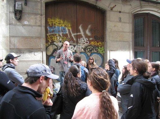 SANDEMANs NEW Europe - Barcelona: Leon Paris