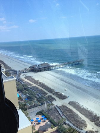 Myrtle Beach SkyWheel : View from the Sky Wheel. Love the fact that it was 15 min going around. Highly recommended
