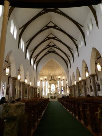St. Patrick Cathedral : Cathedral Interior