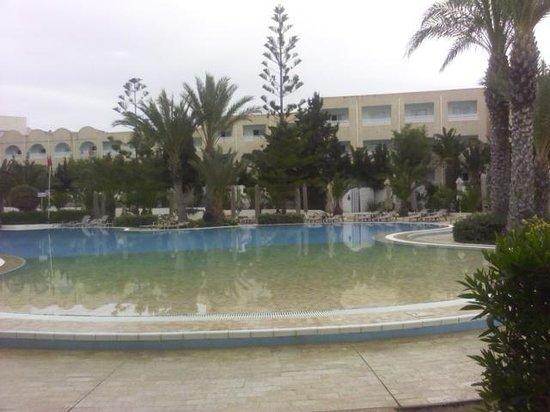 SENTIDO Aziza Beach Golf & Spa: relaxant