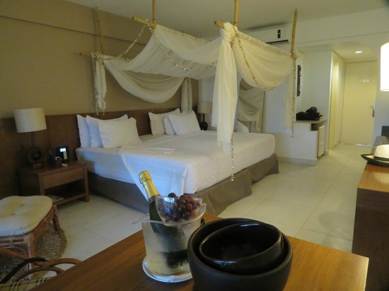 Nannai Resort & Spa: o apartamento de luxo