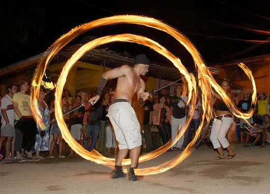 Montezuma Thursday Night Fire Show