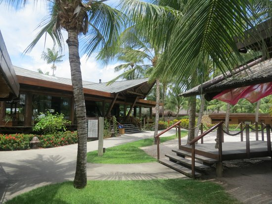 Nannai Resort & Spa: vista externa