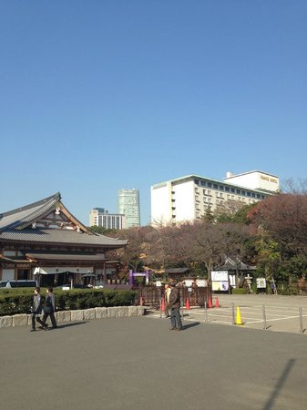 Tokyo Prince Hotel: Prince Hotel Tokyo