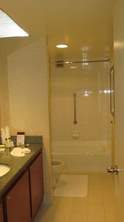 DoubleTree Suites by Hilton Hotel New York City - Times Square : Banyo